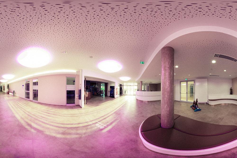Innenraumgestaltung  Innenraumgestaltung im KH Bad Kötzting   Architekturbüro plandesign